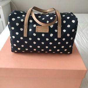 Kate Spade Dot Boston Bag